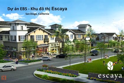 Dự án Escaya – San Diego