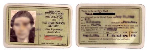 Thẻ xanh Định cư Mỹ là gì