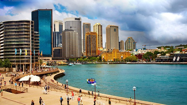 Định cư Úc thông qua đầu tư bất động sản?