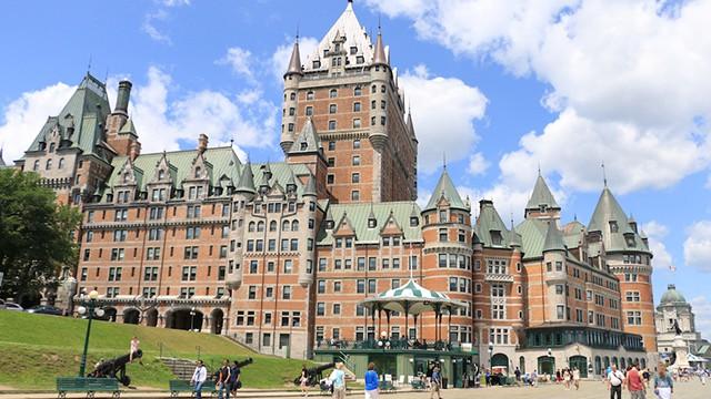 Canada đất nước đáng sống nhất Thế giới