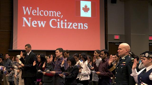 Nhập tịch Canada sau 1095 ngày sinh sống trong vòng 5 năm