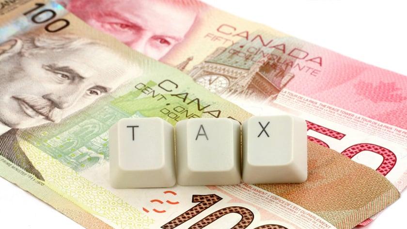 Các loại thuế thu nhập ở Canada mà bạn cần biết