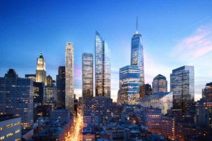 Dự án Wall Street Tower